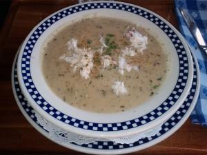 Marie's Crab Chowder