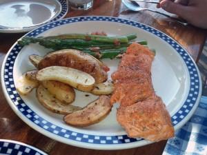 Nick's Salmon