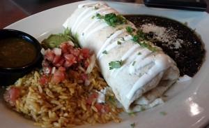 Burrito Macho