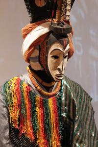 African Opa Mma costume