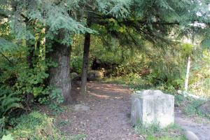 Cherry Creek Falls Trailhead