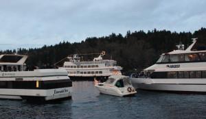 Christmas Ships - Day