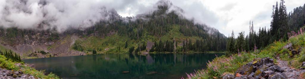 Lake 22 Panorama