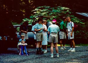 Lake 22 Group c. 1991